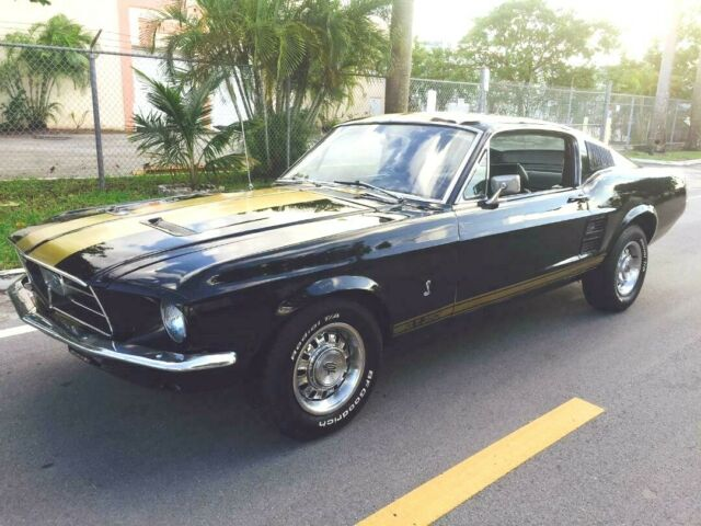 "1967 Ford Mustang ""A"" Code Fastback"