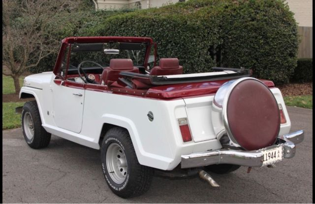 1967 Jeep Commando Continental Kit