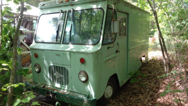 1967 Ford Other Bread Truck, mail Truck