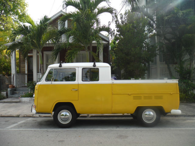 1968 Volkswagen Bus/Vanagon Transporter pick up