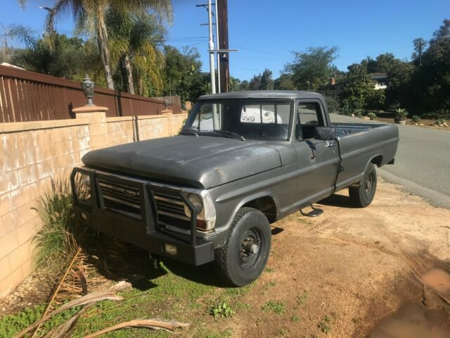 RARE 1969 Ford F250, 4x4, Highboy, 4 speed, V8 for sale ...