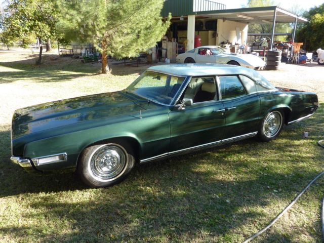 1969 Ford Thunderbird Suicide Doors