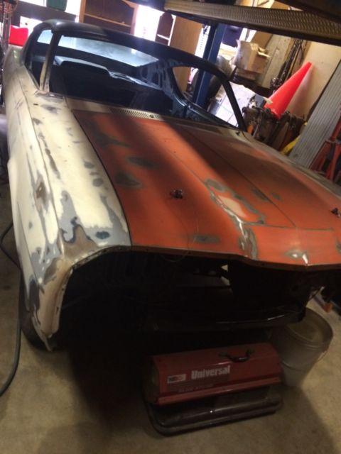RARE 1969 Mercury Cyclone Spoiler Ford Torino More Rare Than A Superbird