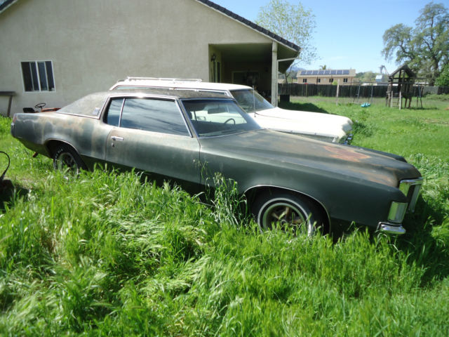 rare 1969 pontiac grand prix 428 sj 370hp turbo 400. Black Bedroom Furniture Sets. Home Design Ideas