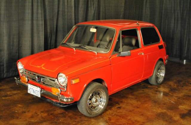 rare 1971 honda n600 for sale photos technical specifications description. Black Bedroom Furniture Sets. Home Design Ideas