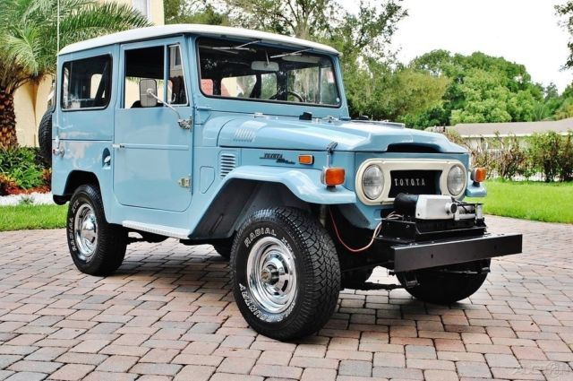 1971 Toyota Land Cruiser Beautiful Condition