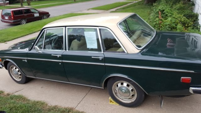 Nada Classic Car Values >> Rare 1971 Volvo 164 for sale: photos, technical ...