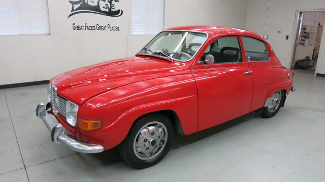 1972 Saab Other 96 2 Dr.