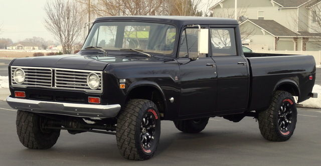 1973 International Harvester Other Travelette 1210, Scout