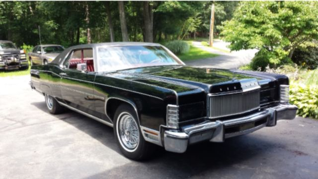 1974 Lincoln Continental continental