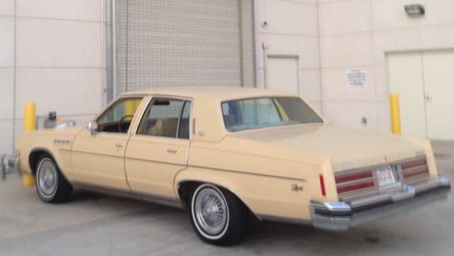1977 Buick Park Avenue Limited