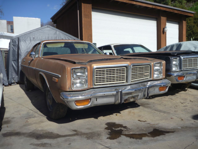 rare 1977 dodge monaco chp police big block 440 magnum police pursuit cruiser for sale photos. Black Bedroom Furniture Sets. Home Design Ideas