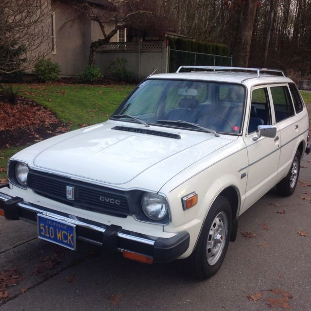 1978 Honda Civic CVCC