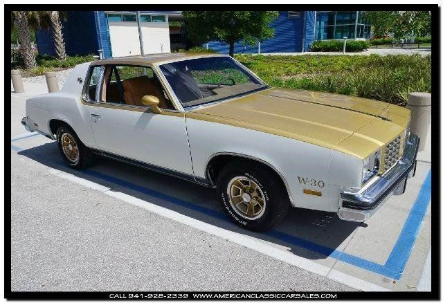 1979 Oldsmobile Cutlass Hurst-Olds W
