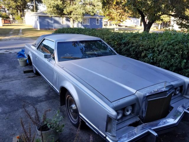 1979 Lincoln Mark Series Collector's Series