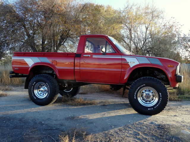 1981 Toyota Other Pickup Hilux