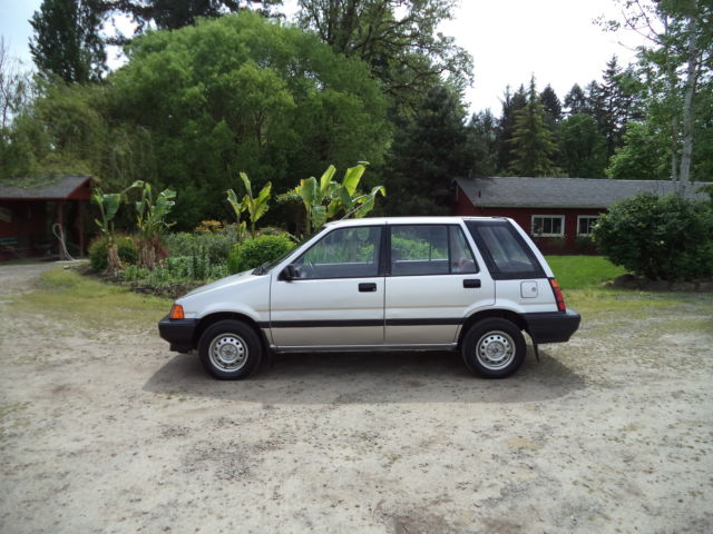 85 civic wagon 4wd