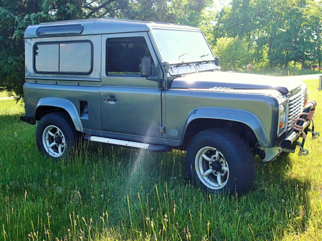 19850000 Land Rover Defender 90