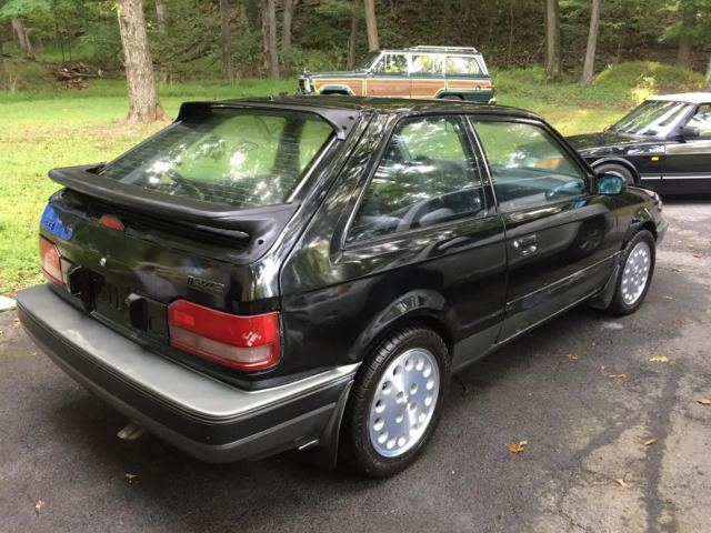rare 1988 mazda 323 gtx turbo 4wd project rally autocross. Black Bedroom Furniture Sets. Home Design Ideas