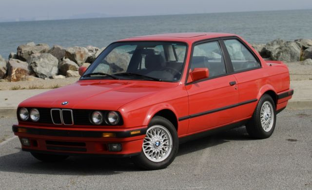1991 BMW 3-Series No Reserve