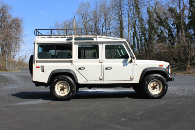 1993 Land Rover Defender 1993 LAND ROVER DEFENDER 110 #332/500