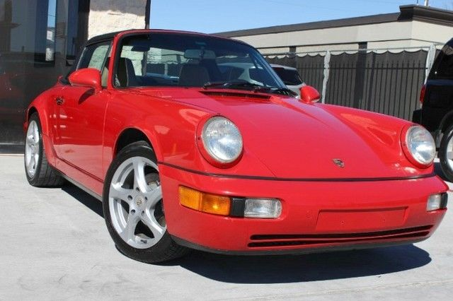 1993 Porsche 911 HUGE SERVICE COMPLETED, 1 of 137 ONLY!