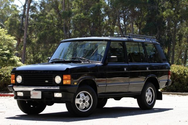 1993 Land Rover Range Rover Range Rover Classic LWB