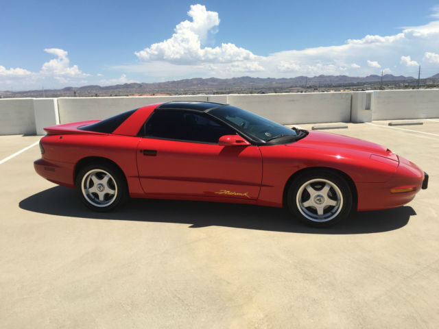 1994 Pontiac Firebird RARE LOW MILES SURVIVOR ALL ORIGINAL MINT COND