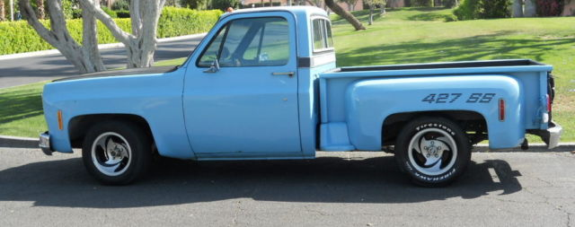 1976 Chevrolet C-10 C10 427 TALL DECK