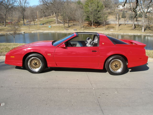 1989 Pontiac Trans Am GTA 32K