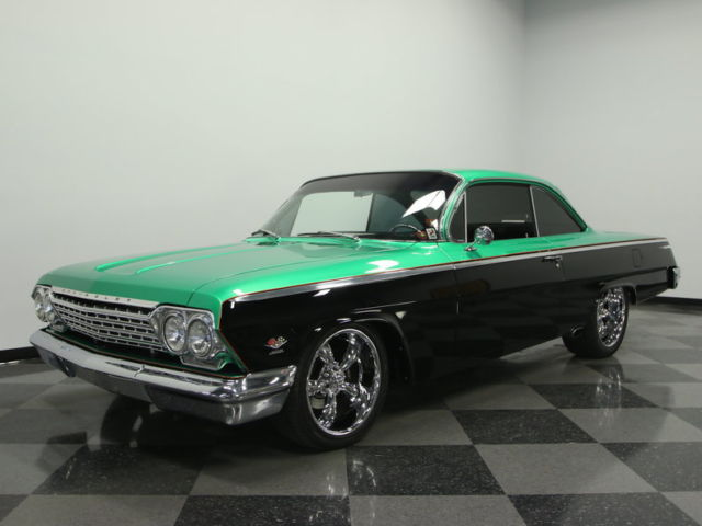 1962 Chevrolet Bel Air/150/210 Pro Touring
