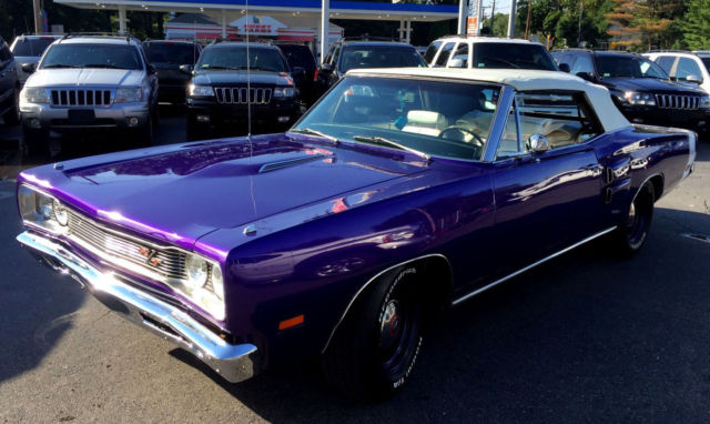 rare 69 coronet convertible only 408 produced total for. Black Bedroom Furniture Sets. Home Design Ideas