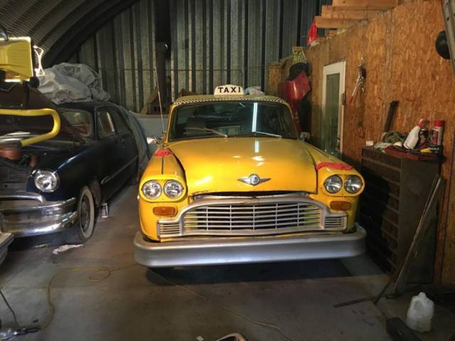 1981 Other Makes Checker Cab A11