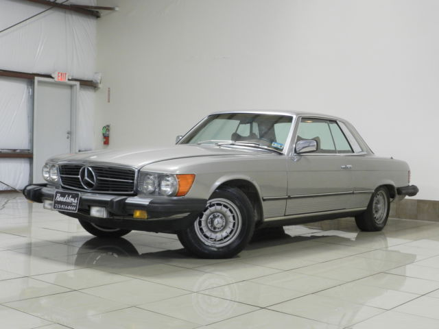 1978 Mercedes-Benz 400-Series 450SLC COUPE
