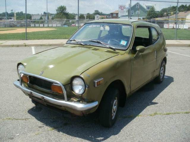 1972 Honda Civic 600 COUPE