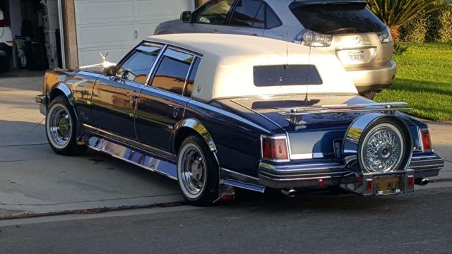 1976 Cadillac Seville Custom Stainless Steel