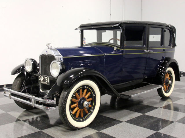 1928 Buick 47-S TOWN BROUGHAM