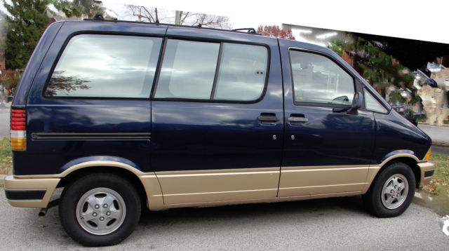 RARE car! Rare Fold-down Queen Bed! with Hitch! for sale ...