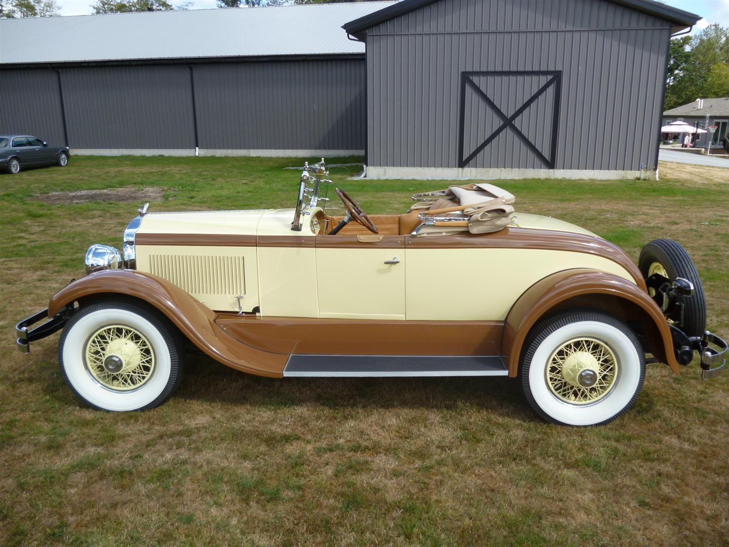 1927 Chrysler Imperial Series 80 Roadster