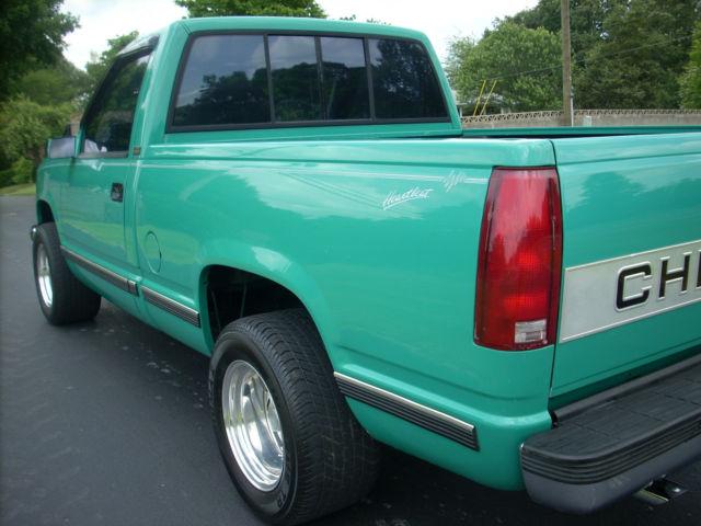 Rare Color 1992 Chevrolet Silverado 2wd 350 2 Owner