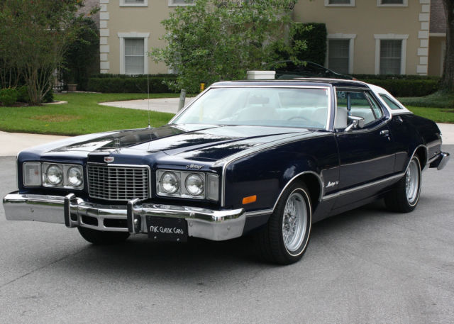 1976 Mercury Montego MX - REFRESHED - 69K MILES