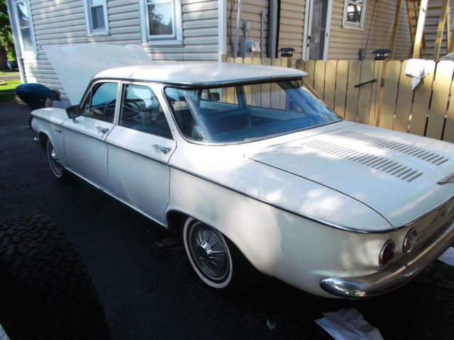 1961 Chevrolet Corvair 7 series sedan