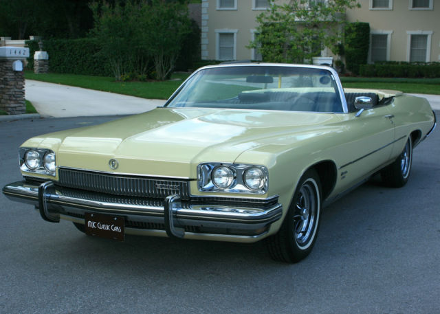 1973 Buick Other CENTURION