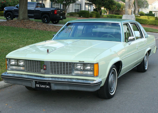 1979 Oldsmobile Ninety-Eight REGENCY - ONE FAMILY - 25K MI