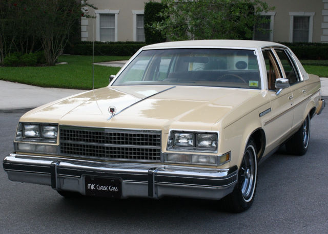 1978 Buick Electra LIMITED - OPTION LOADED - 30K MI