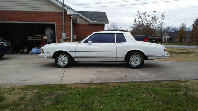 RARE Factory 4-speed 1978 Chevrolet Monte Carlo for sale