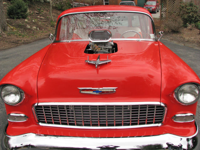 1955 Chevrolet Bel Air/150/210 SHOW CAR