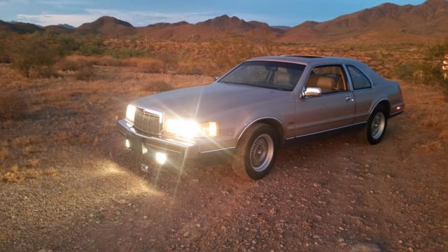 1989 Lincoln Mark Series