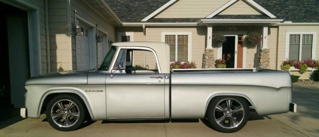 1962 Dodge Other Pickups Sweptline
