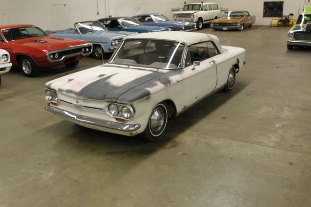 1964 Chevrolet Corvair AIR COOLED 1964 CHEVY CORVAIR 900 SERIES CONV